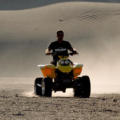 Steve Petersen Insurance provides ATV Insurance in Illinois
