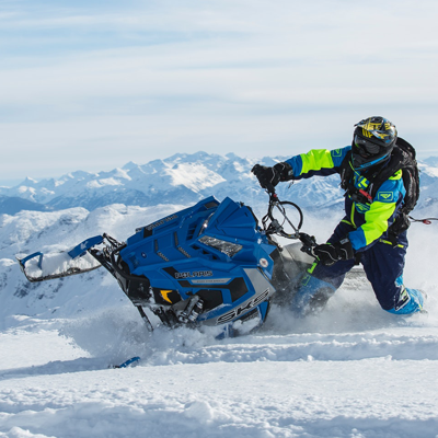 Steve Petersen Insurance provides Snow Mobile Insurance in Illinois