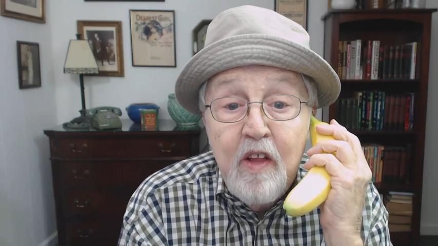 Old Man Steve talks Steve Petersen Allstate!