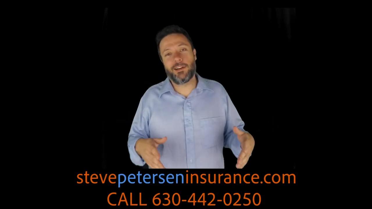Comedian Scott Fins talks about shopping for an Insurance Agent